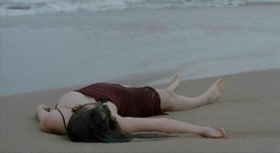 Roxane Mesquida nude topless sex and bush - Sex Is Comedy (2002)