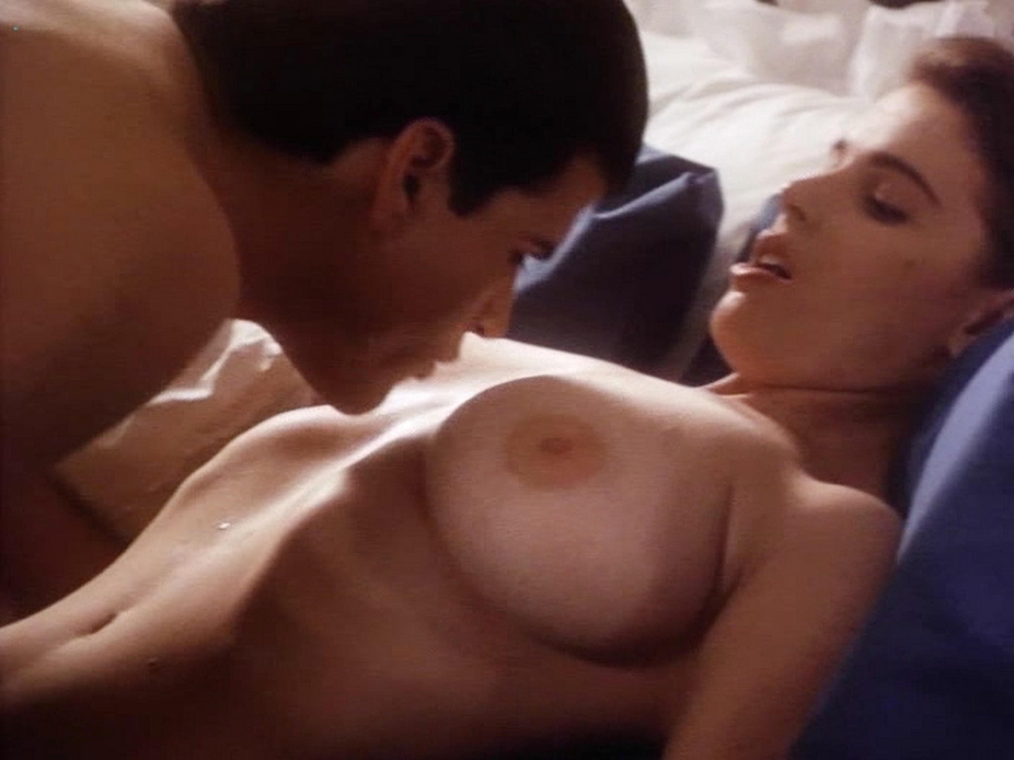 Shannon Whirry nude sex full frontal - Animal Instincts (1992) (8)