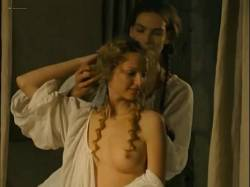 Stéphanie Crayencour nude topless and Cecile Cassel nip slip - The Romance of Astrea and Celadon (2007) (7)