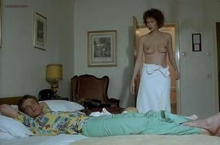 Sylvia Kristel nude topless butt bush and sex – Julia (NL-1974)
