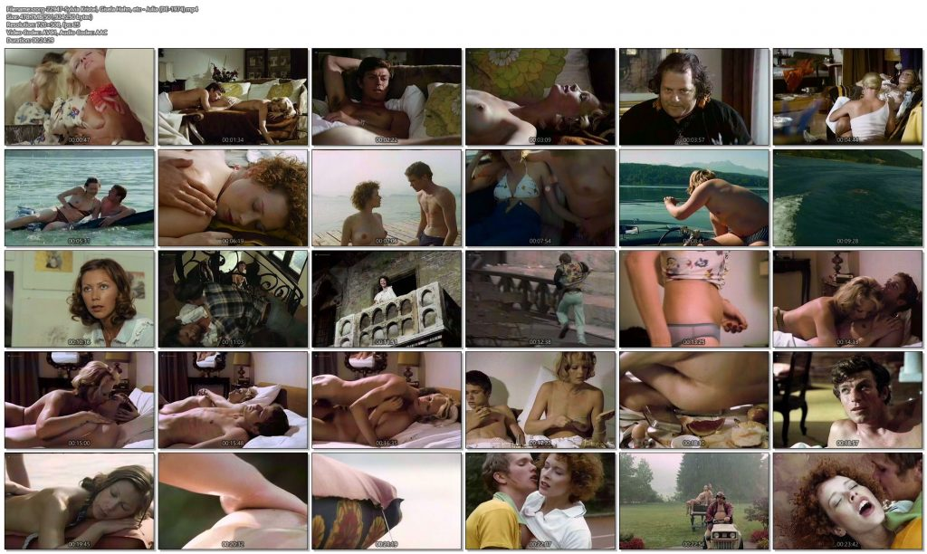 Sylvia Kristel nude topless butt bush and sex others nude too- Julia (NL-1974) (1)