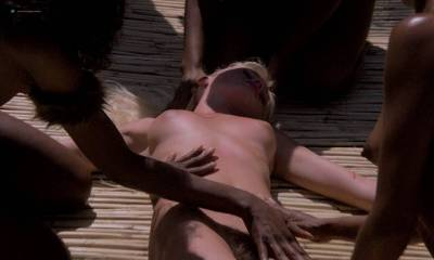 Ursula Buchfellner nude full frontal Aline Mess, Muriel Montossé nude bush and sex - Devil Hunter (DE-FR-1980) HD 720p (9)