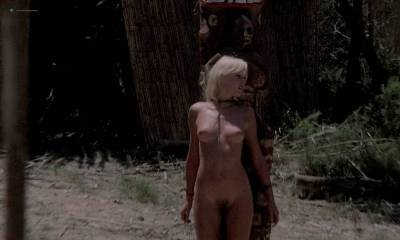 Ursula Buchfellner nude full frontal Aline Mess, Muriel Montossé nude bush and sex - Devil Hunter (DE-FR-1980) HD 720p (7)