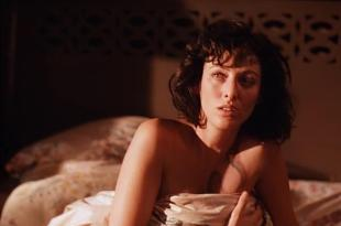 Virginia Madsen hot busty and sex –  Blue Tiger (1994)