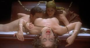 Alyssa Milano nude topless Jennifer Tilly not nude but hot and Seana Ryan Sabrina Allen and Glori Gold all nude and hot sex - Embrace of the Vampire (1995) Blu Ray hd1080p