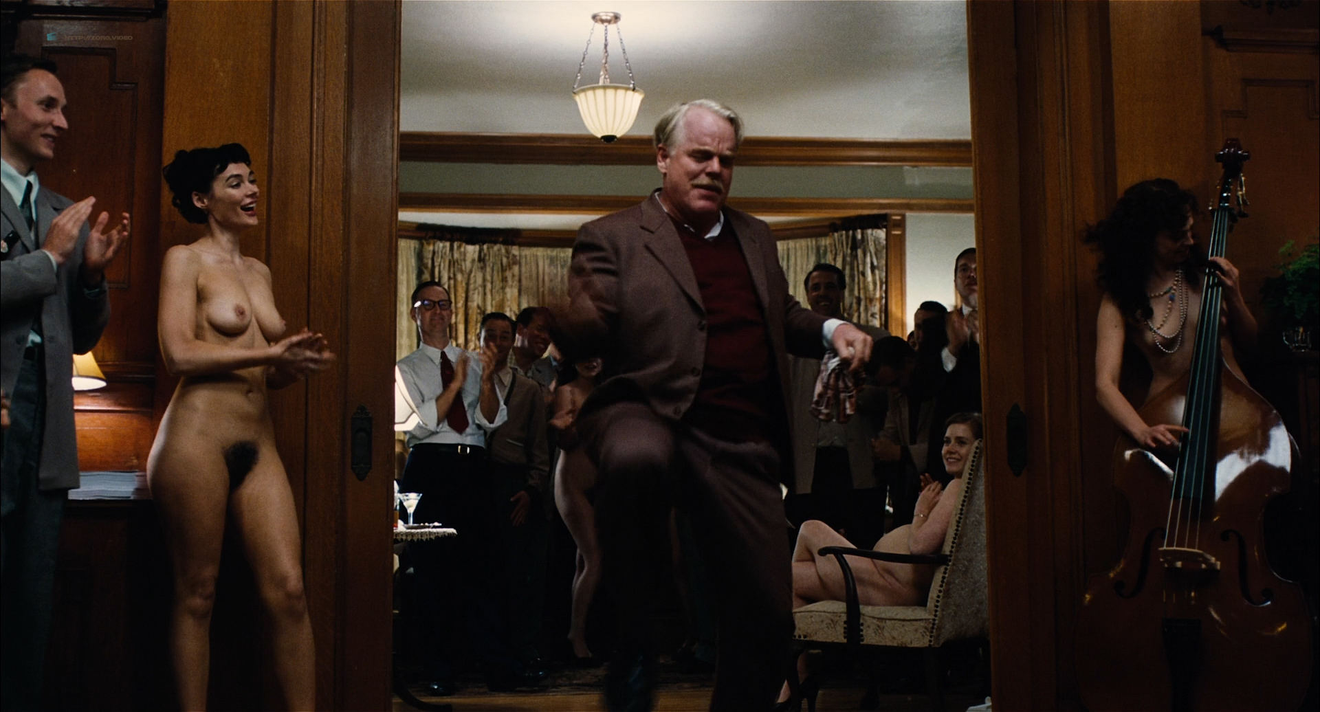 Amy Ferguson nude topless, Liz Clare, Katie Boland nude dancing Amy Adams nude covered and Jennifer Neala Page nude sex - The Master (2012) HD 1080p BluRay (15)