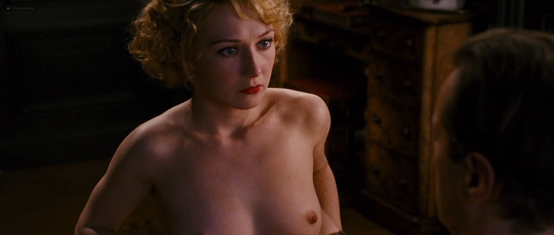 Carice van Houten nude bush sex and Halina Reijn nude topless - Zwartboek (2006) HD 1080p BluRay (15)