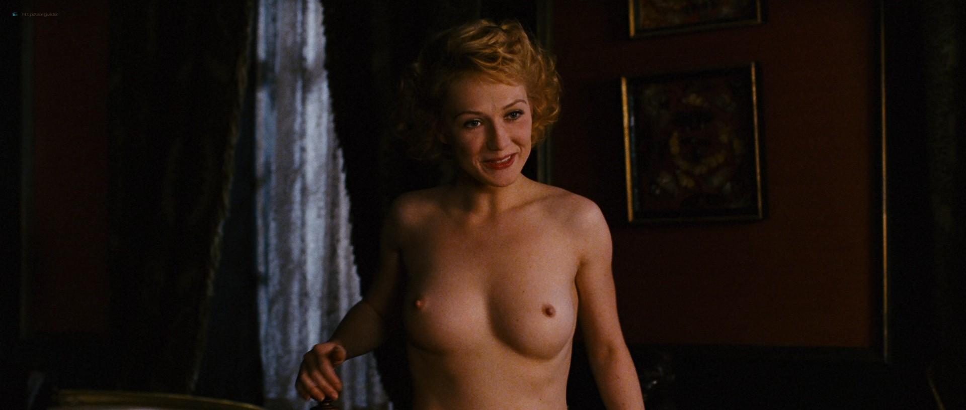 Carice van Houten nude bush sex and Halina Reijn nude topless - Zwartboek (2006) HD 1080p BluRay (9)