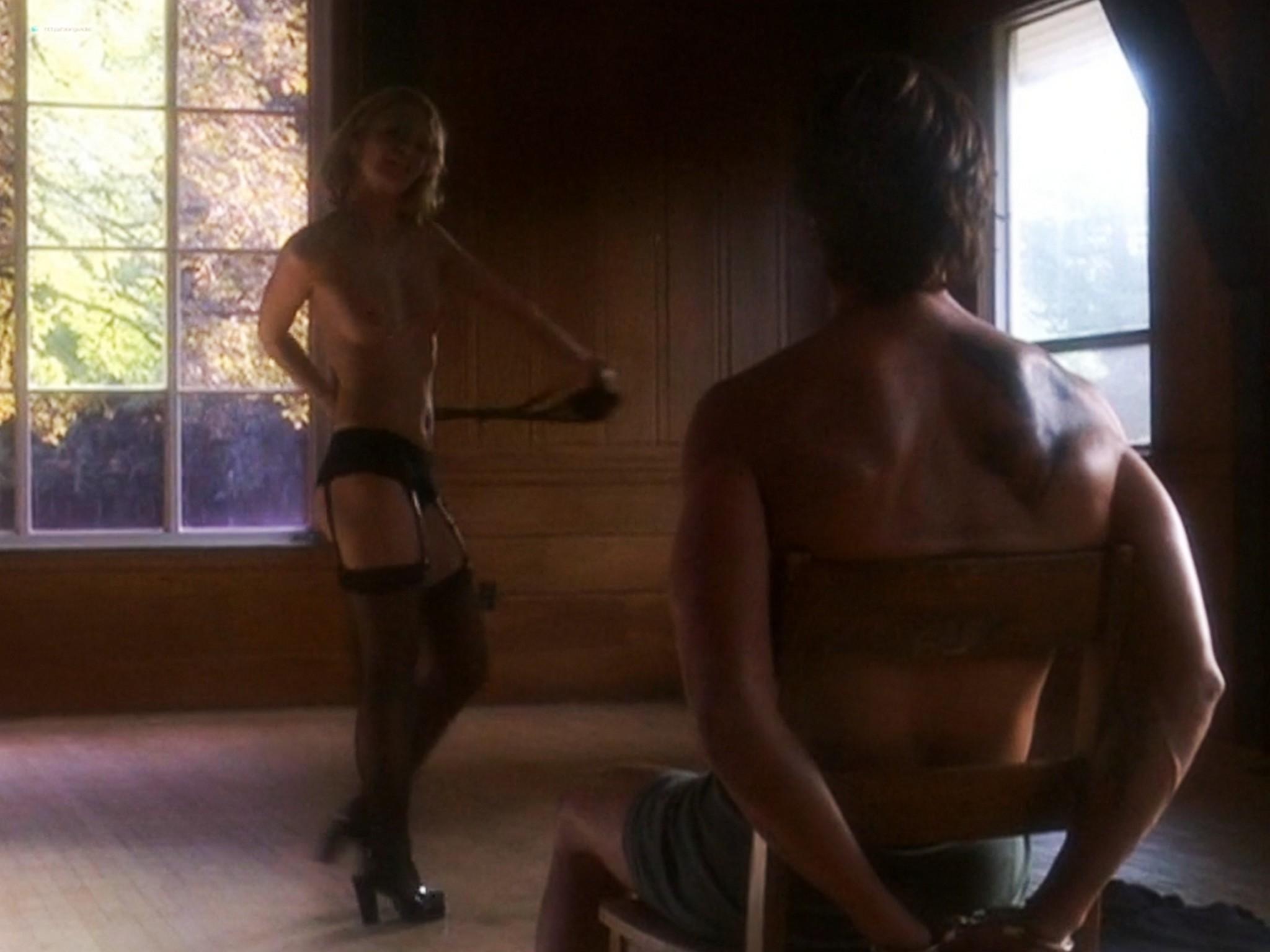 Lindsay Maxwell nude topless - Deep Evil (2004) HD 720p (5)