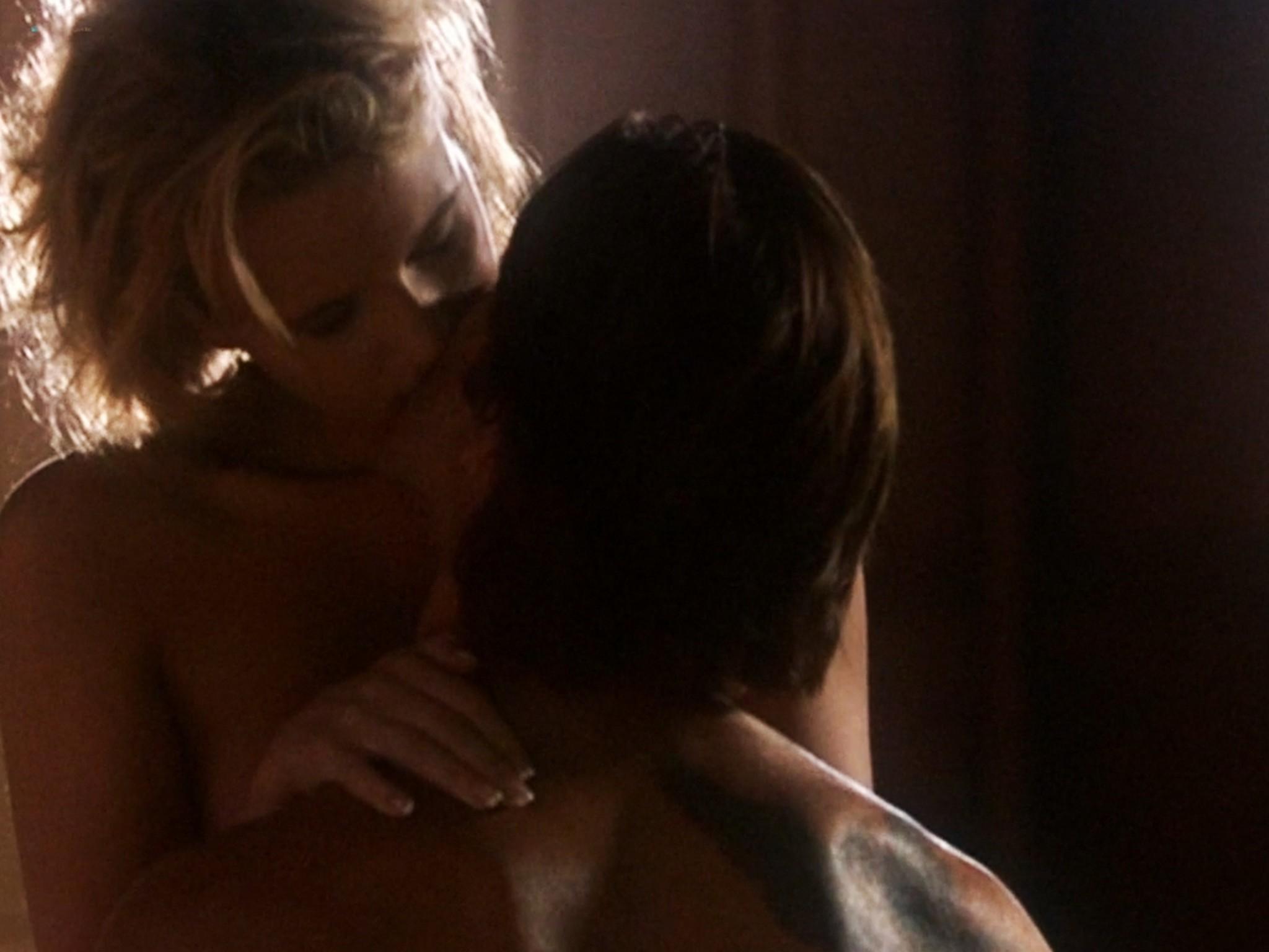 Lindsay Maxwell nude topless - Deep Evil (2004) HD 720p (3)