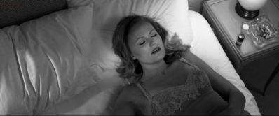 Malin Akerman brief side boob and hot in lingerie - Hotel Noir (2012) hd1080p