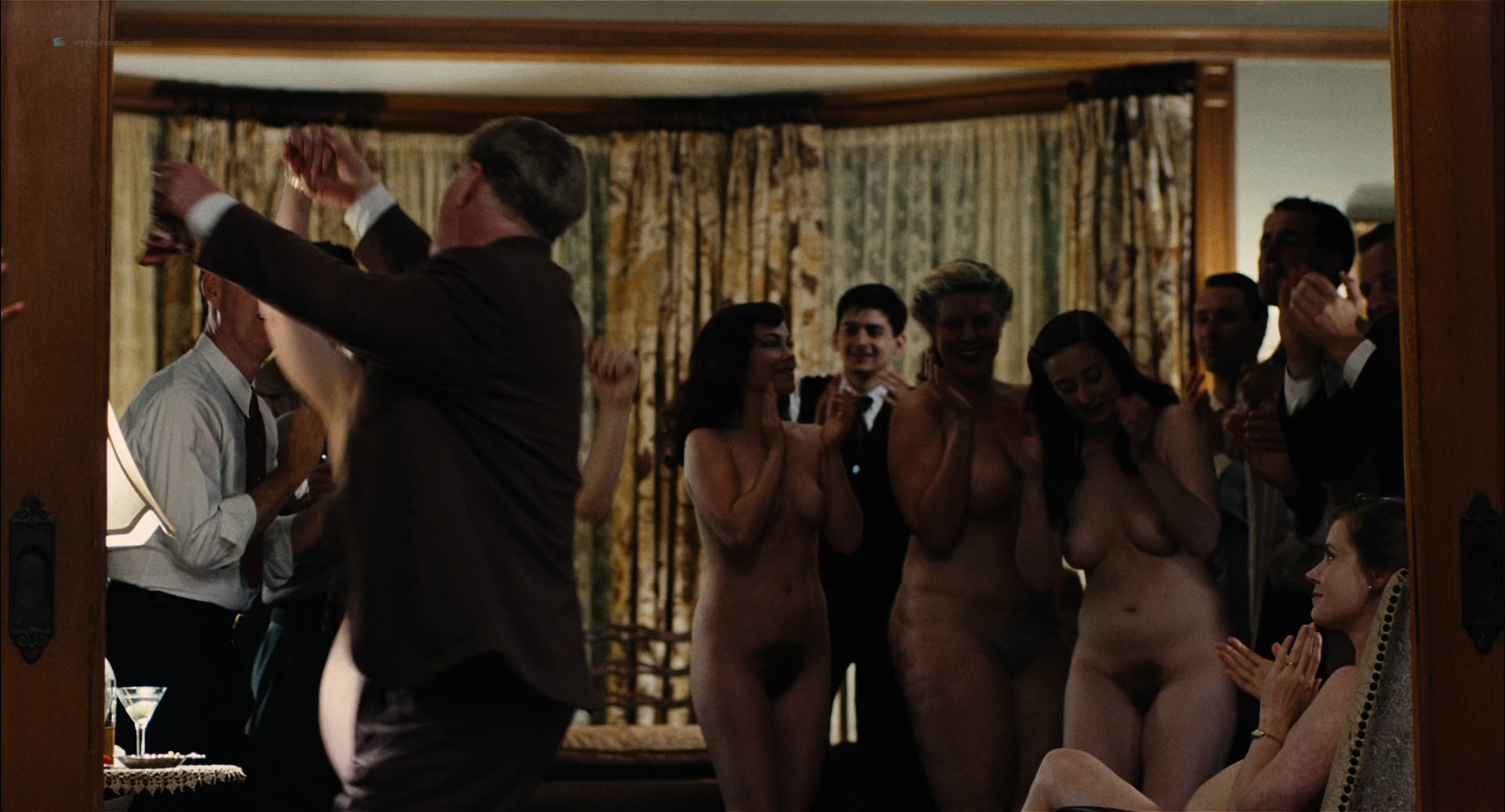 Amy Ferguson nude topless, Liz Clare, Katie Boland nude dancing Amy Adams nude covered and Jennifer Neala Page nude sex - The Master (2012) HD 1080p BluRay (5)