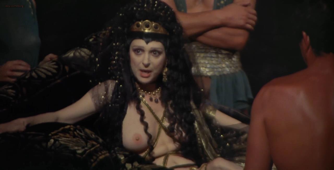 Adriana Asti Nude Topless Caligula 1979 Hd720p