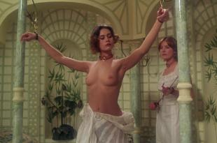Corinne Clery nude full frontal tied and dominated –  The Story of O (1975) hd720p