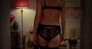 Gwyneth Paltrow hot sexy in black lingerie - Thanks for Sharing (2012) hd720p