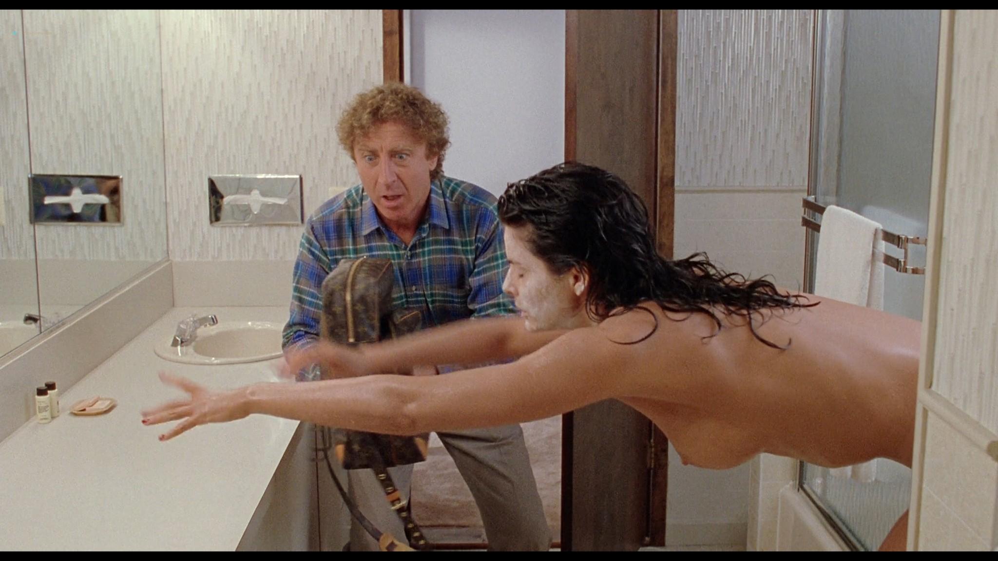 Joan Severance nude topless - See No Evil Hear No Evil (1989) HD 720/1080p (8)