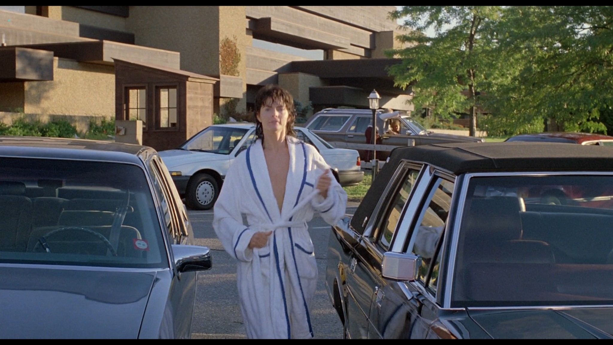 Joan Severance nude topless - See No Evil Hear No Evil (1989) HD 720/1080p (2)