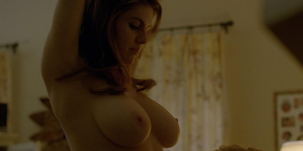 Alexandra Daddario nude topless (16)