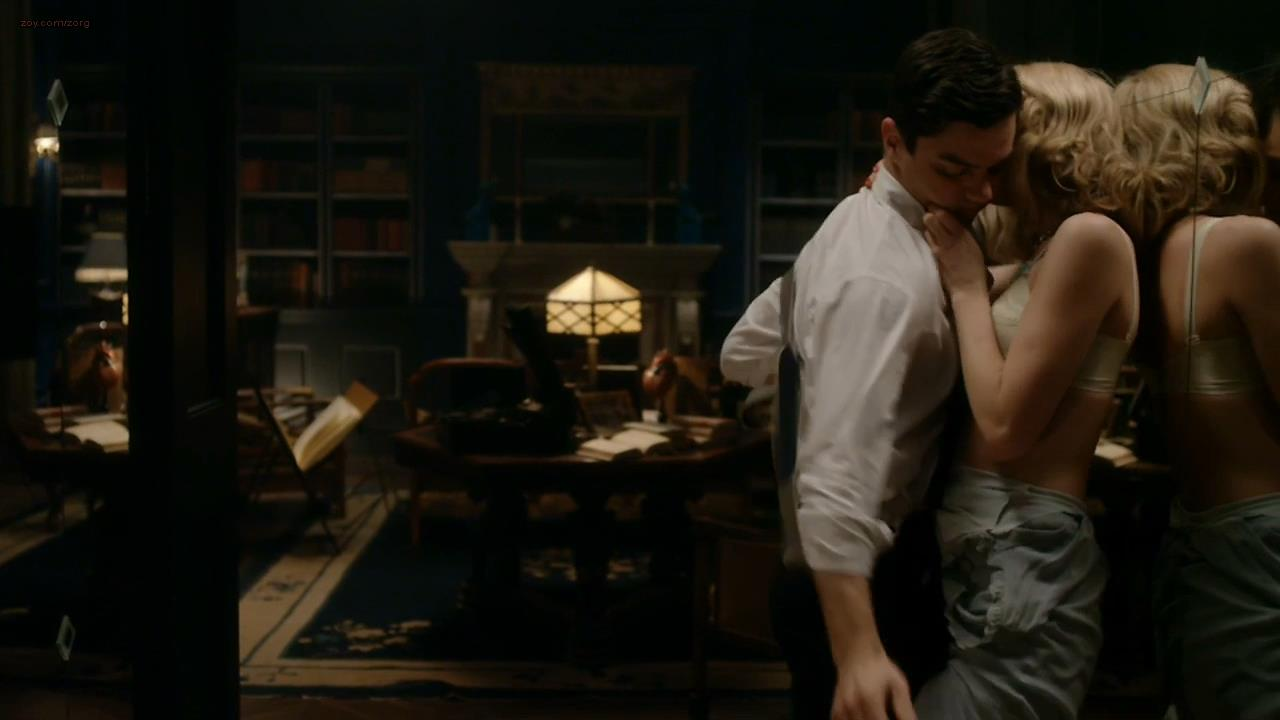Annabelle Wallis hot sex but no skin in - Fleming (2013) part one hd720p