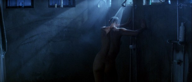 Demi Moore nude in the shower - G I Jane (1997) hd720-1080p (2)