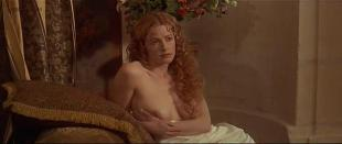 Elisabeth Shue nude topless and nude butt - Cousin Bette (1998)