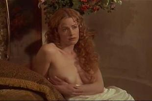 Elisabeth Shue nude topless and nude butt – Cousin Bette (1998)