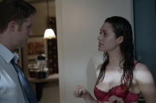 Emmy Rossum hot in lingerie and sex – Shameless s4e3 (2014) hd720p
