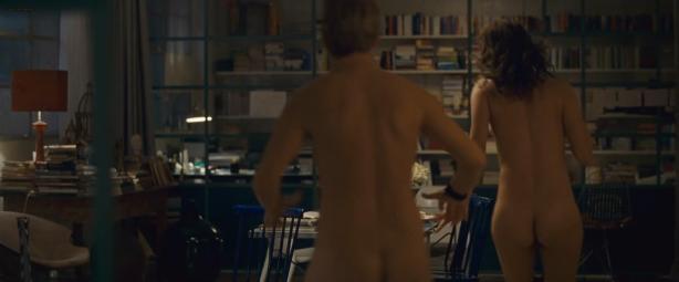 Jessica Schwarz nude topless butt and bush - Adieu Paris (2013) hd1080p