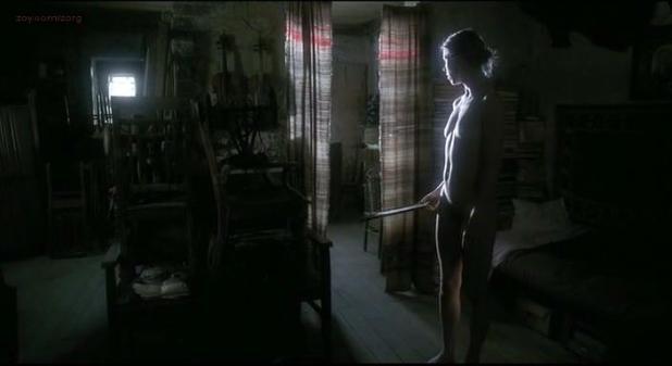 Katariina Unt nude full frontal topless sex and masturbating - Somnambulance (2003)