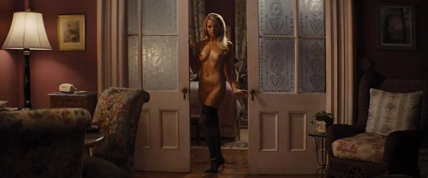 Margot Robbie nude full frontal very hot and others full nude in - The Wolf of Wall Street (2013) hd720p