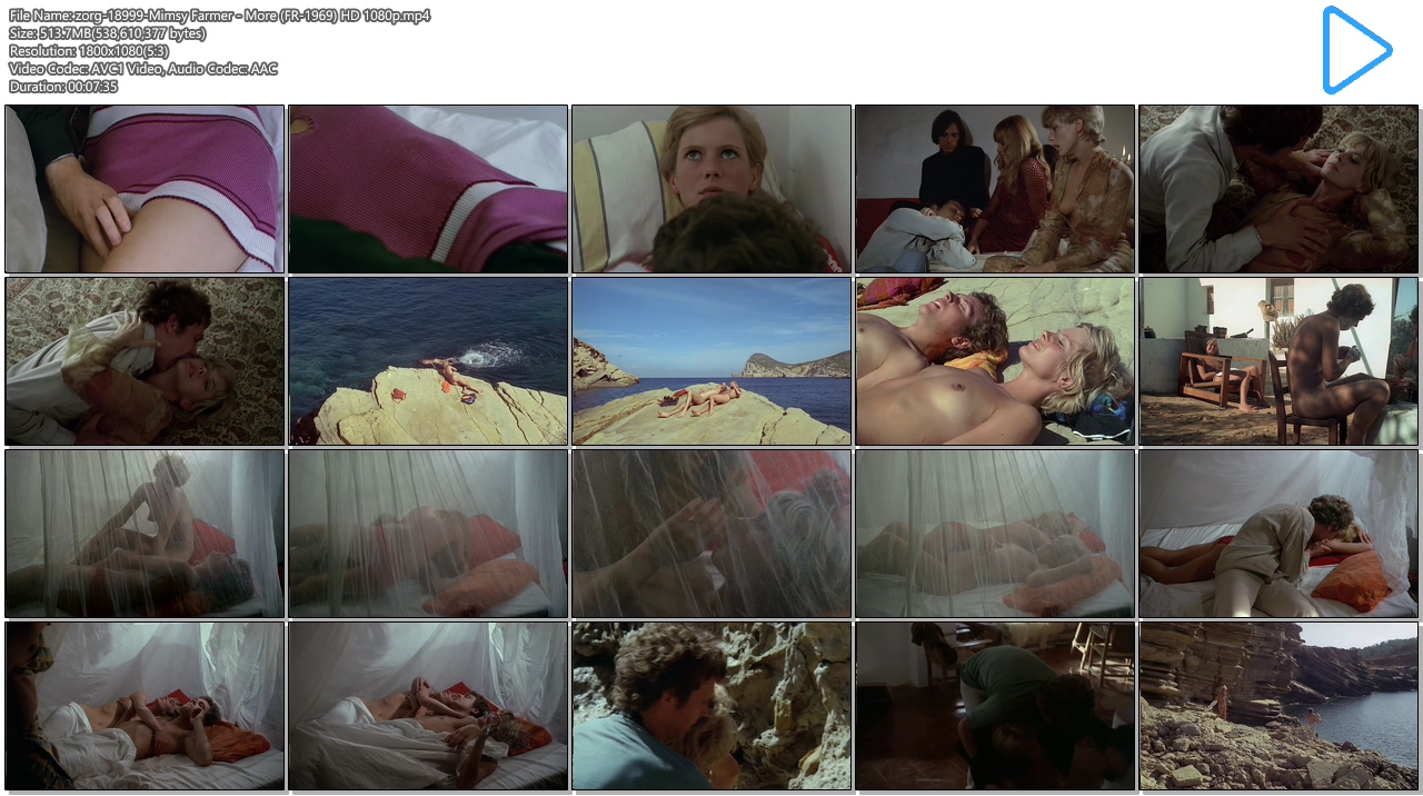 Mimsy Farmer nude topless and sex - More (1969) hd720-1080p (14)