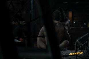 Odette Annable nude and hot sex butt and side boob – Banshee (2014) s2e1 hd720p
