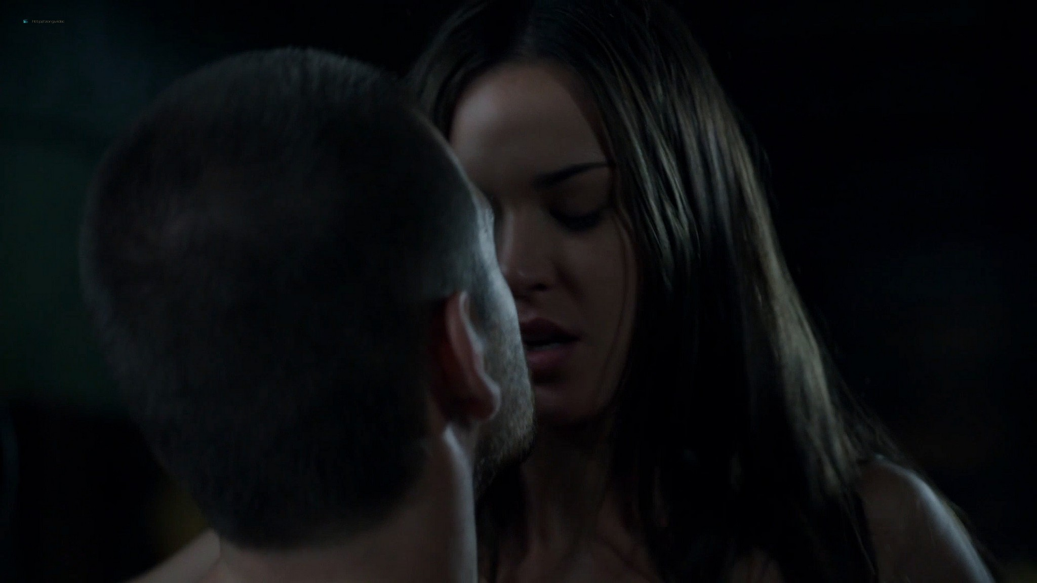 Odette Annable nudehot sex butt and side boob - Banshee (2014) s2e1-2 HD 1080p (9)