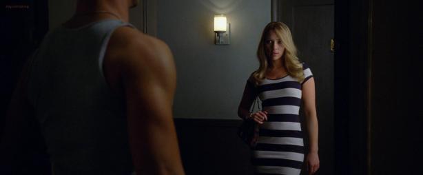 Scarlett Johansson hot sexy sex and side boob - Don Jon (2013) hd1080p