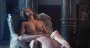 Sylvia Kristel nude topless bush and sex - Mata Hari (1985) hd720p