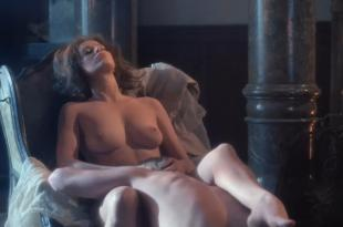 Sylvia Kristel nude topless bush and sex – Mata Hari (1985) hd720p