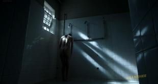 Ivana Milicevic nude side boob and butt naked in the shower - Banshee (2013) s2e5 hd1080p (2)