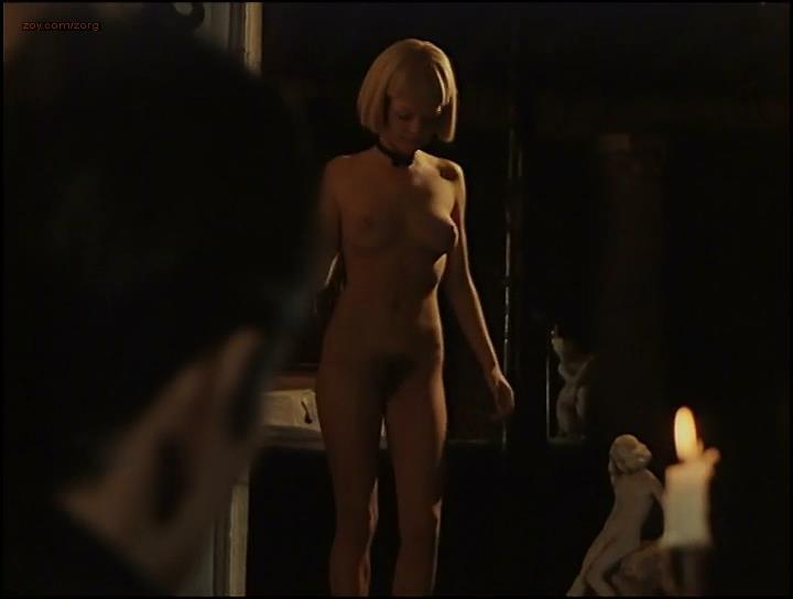 Nude Spanking