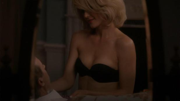Keri Russell hot in lingerie simulated oral in - The Americans s01e01 (2013) hd1080p