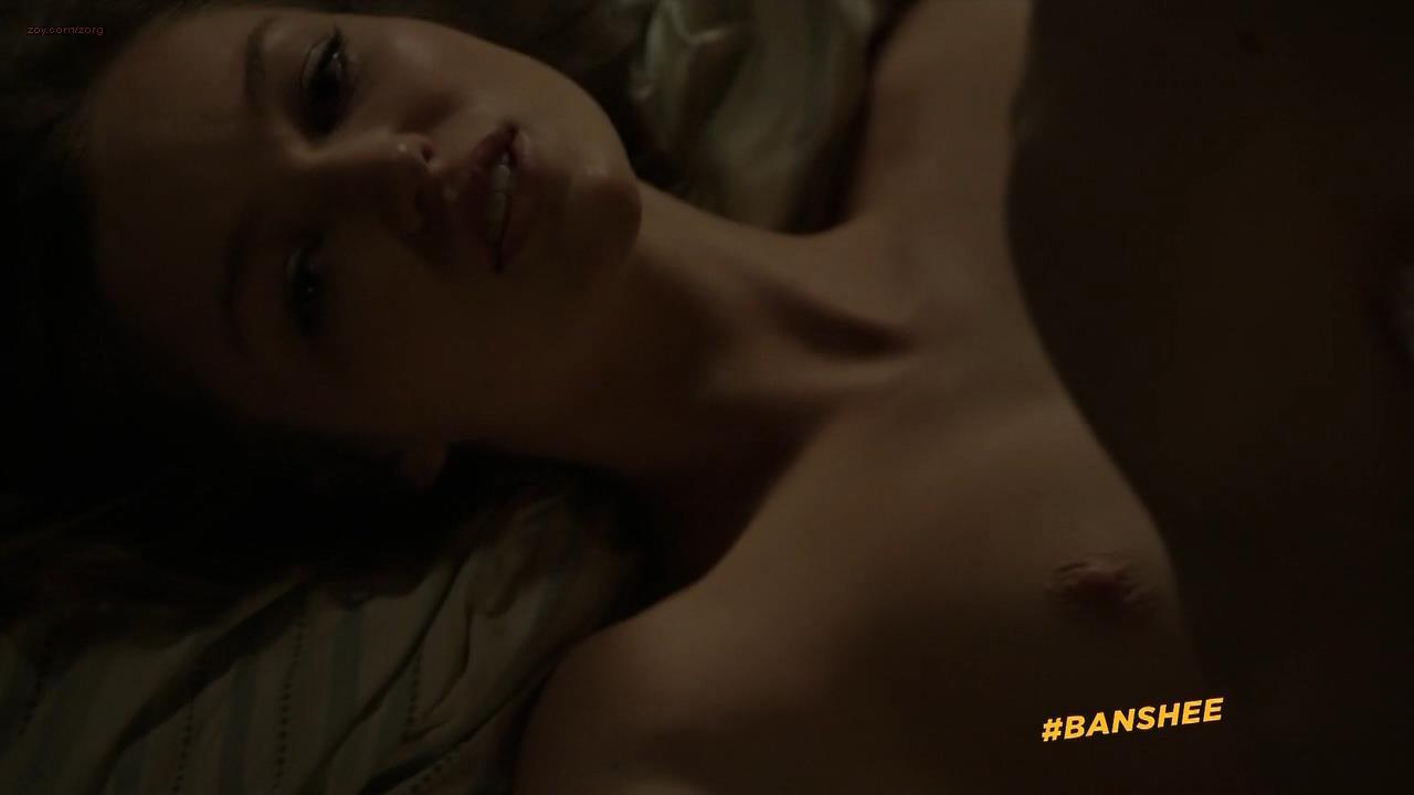 Lili simmons nude sex scene in banshee series 2