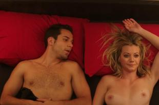 Megan Stevenson nude topless and sex - Cavemen (2013) hd1080p