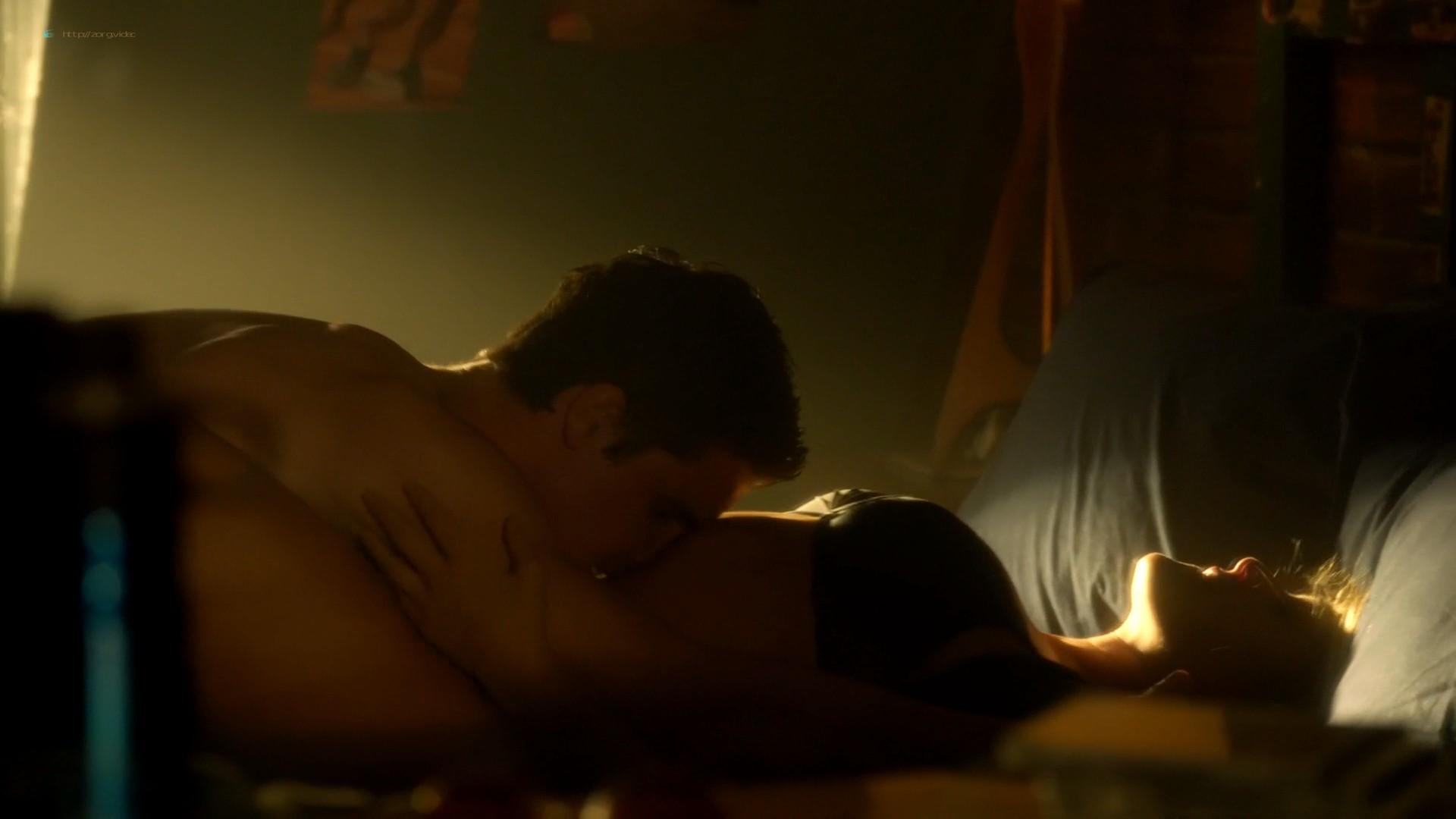 Alexa Vega hot and some sex - The Tomorrow People (2014) s1e18-19 HD (8)