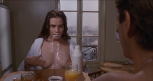 Emmanuelle Seigner nude topless milk and more - Bitter Moon (1992) hd720-1080p (5)