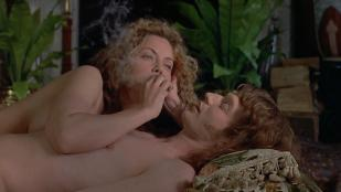 Greta Scacchi butt naked and Eva Marie Bryer brief nude topless and sex in - The Red Violin (1998) hd1080p