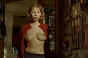 Isild Le Besco nude topless and sex in – Pas Douce (2007)