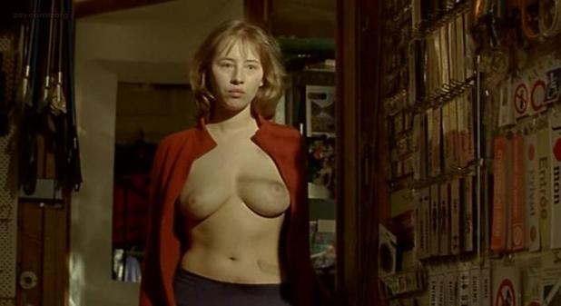 Isild Le Besco nude topless and sex in - Pas Douce (2007)