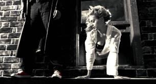 Jaime King nude Jessica Alba hot Carla Gugino nude other's hot - Sin City (2005) HD 1080p BluRay (4)