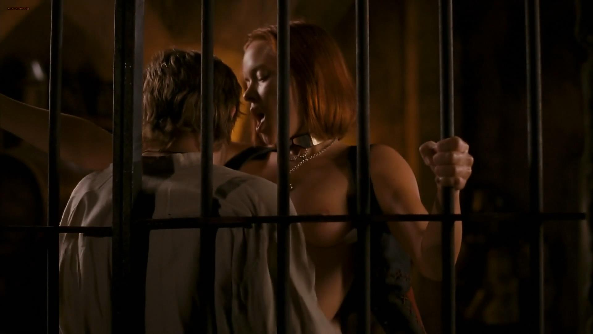 Bloodrayne Topless kristanna loken nude topless and sex in - bloodrayne (2005