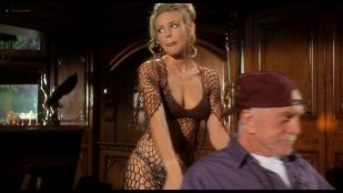 Olivia d'Abo hot and sexy in bikini and Nancy Travis hot in - Greedy (1994) HD 1080p BluRay
