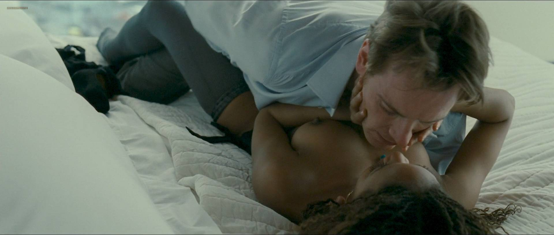 Carey Mulligan nude full frontal Nicole Beharie Amy Hargreaves and other's all nude in - Shame (2011) HD 1080p (10)